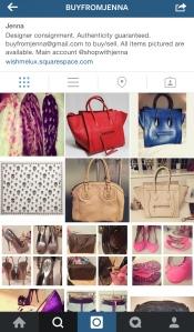 Shopwithjenna Instagram